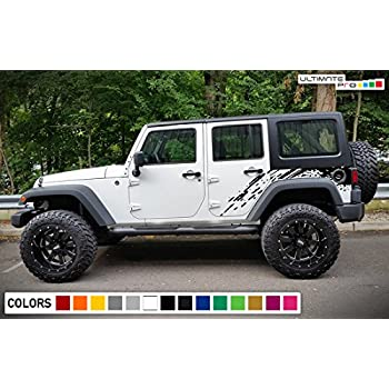 Amazon.com: Silly Boys Jeeps Are For Girls Vinyl Decal ...