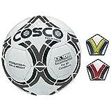 Cosco Torino Football, 5  (White/Black/Blue/Yellow)