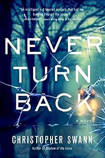 Book Cover: Never Turn Back: A Novel