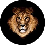 Lion Head Spare Tire Cover for 205/75R14 Jeep RV Camper and more (Select from popular sizes in drop down menu or contact us-ALL SIZES AVAILABLE) …