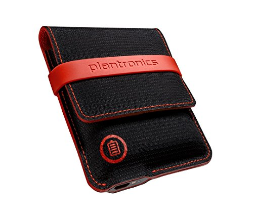 Charging Portable Plantronics Bluetooth Packaging