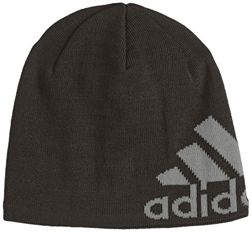 adidas Herren Mütze Knit Logo, Black, L, V10326