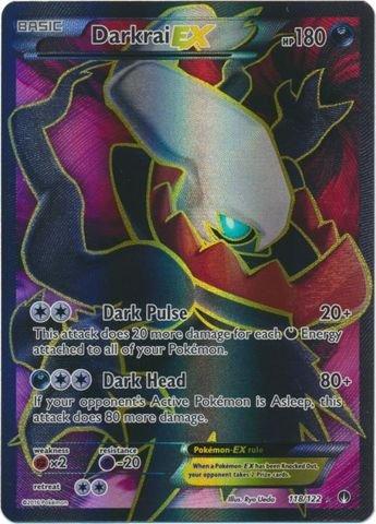 Pokemon - Darkrai-EX (118/122) - XY Breakpoint - - Darkrai Cards Pokemon