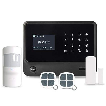 Amazon.com : Huanyu Home & Store WiFi + GPRS/3G 4G Burglar ...