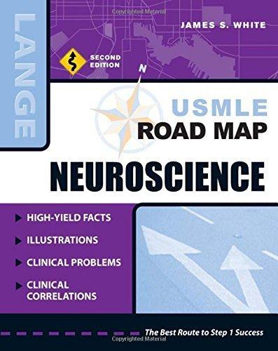 Kết quả hình ảnh cho USMLE Road Map Neuroscience