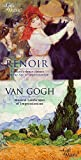 Father's Day Gift - Art Inspired Music Van Gogh, Renoir - 2 CD set {jg} Great for mom, dad, sister, brother, grandparents, aunt, uncle, cousin, grandchildren, grandma, grandpa, wife, husband, relatives and friend.