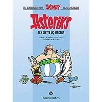 Asteriks: Tek Ciltte Üç Macera