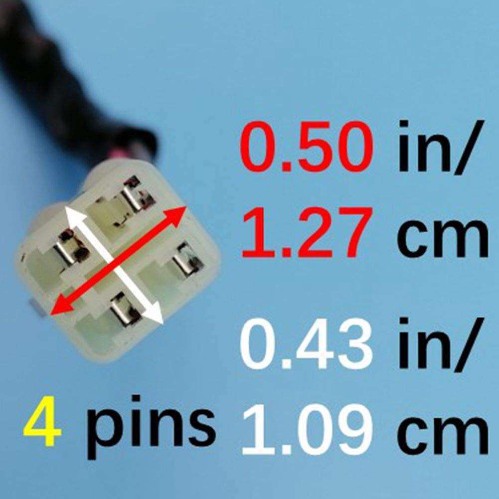 Tuzliufi Replace Ignition Key Switch /& Keys Vinson 500 LT-A500F LT-A500FB LT-A500FC LT-F500F LT-F500FC LTA LTF LT A F FB FC 37110-03G00 New Z523