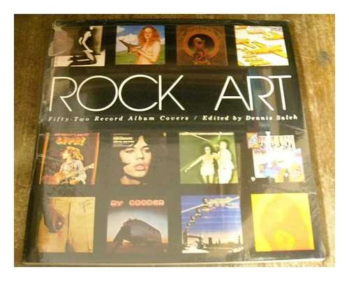 Rock Album Cover Art (Rock art: Fifty-two record album covers)