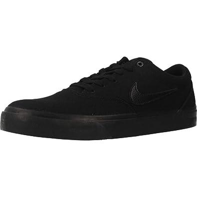 san francisco a8847 6a8f9 Nike SB Charge SLR Black Black-Black