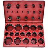Neiko 50443A O-Ring Assortment, Universal SAE, 407-Piece Set