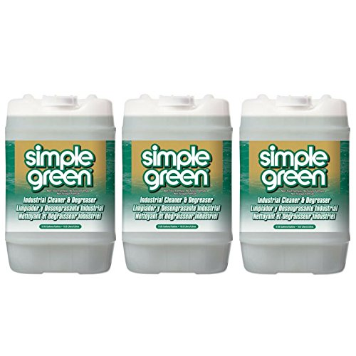 Simple Green SPG13006 Industrial Cleaner & Degreaser, 15 gal by SIMPLE GREEN (Image #2)