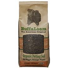 Buffaloam Organic BLPB Potting Soil, 5-Quart