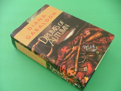 Drums of Autumn 1ST edition by Gabaldon, Diana published by Delacorte Pr Hardcover