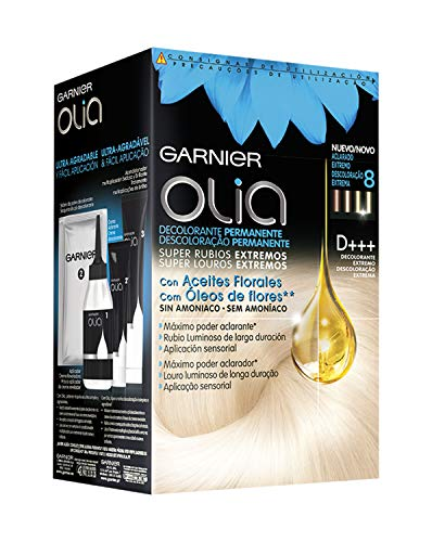🥇 Garnier Olia Coloración Permanente sin Amoniaco