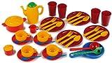 Klein - 9235 - Jeu d'imitation - Set complet de cuisine, dînette et service à café Emma's Kitchen