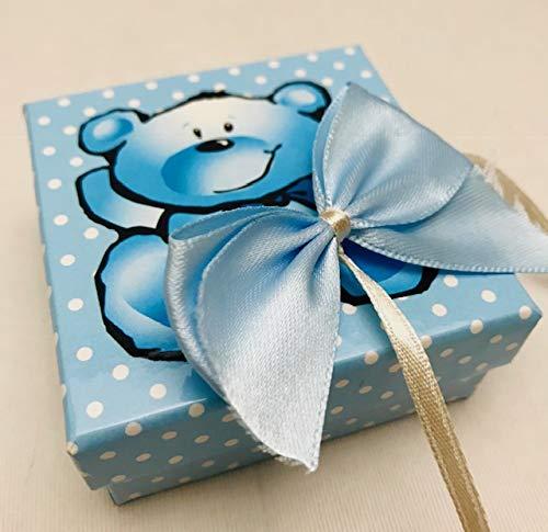 Chupetero de PLATA de 1ª Ley para niño GRABADO con su nombre PERSONALIZADO regalos para recién nacido