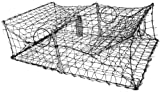 Promar Collapsible Fish and Crab Trap with Escape Rings, 32x24x11-Inch