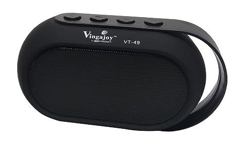 957814df755 Image Unavailable. Image not available for. Colour  UBON Vingajoy VT-49 Bluetooth  Speaker (Black)