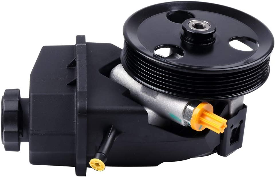 LSAILON 20-69989 Power Steering Pump For 2006-2011 Chevrolet Impala,2006-2007 Chevrolet Monte Carlo Assistance Pump