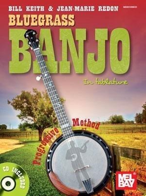 Bluegrass Banjo in Tablature: Progressive Method by Bill Keith & Jean-Marie Redon ()
