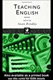 Teaching English, Susan Brindley, 0415102510