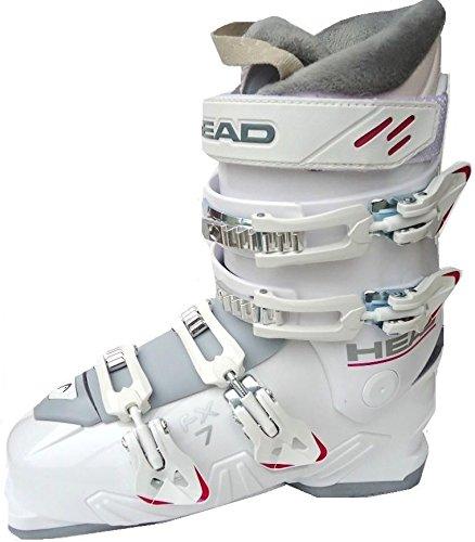 Skischuhe Skistiefel Head FX7 W Women DAMEN MP275 Gr 42,5 NEU WHITE