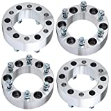 Nissan Frontier Adapters - ECCPP Compatible fit for Wheel Spacer Infiniti, Wheel Spacers 6 Lug 2