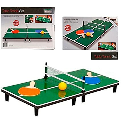 Attrayant Tabletop Mini Ping Pong Game By Kole Imports