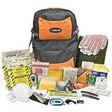 Lifeline 4048 Orange (2 Person 72 Hour) Premium Emergency Disaster Kit
