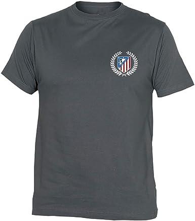 Camiseta Atletico de Madrid Corona Adulto/niño Camisetas del ...
