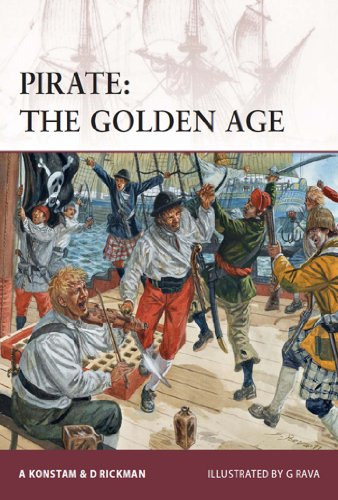 Pirate: The Golden Age (Warrior Book 158) ()