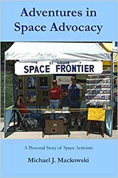Book Adventures in Space Advocacy: A Personal Story of Space Activism