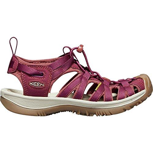 (キーン) KEEN レディース シューズ?靴 サンダル?ミュール Whisper Sandal [並行輸入品]