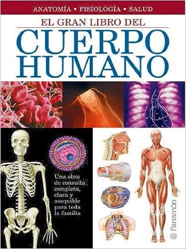 Amazon.com: El gran libro del cuerpo humano/The Great Book of the ...