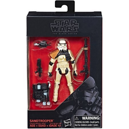 - Star Wars Black Series 3.75