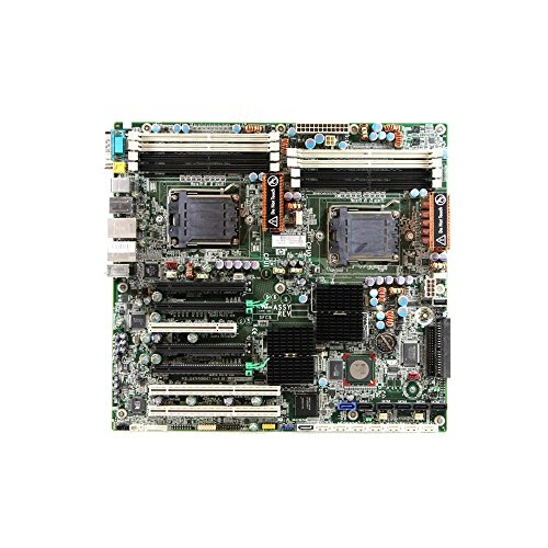 HP Workstation XW9400 Quadcore Motherboard 408544-005 - 571889-001