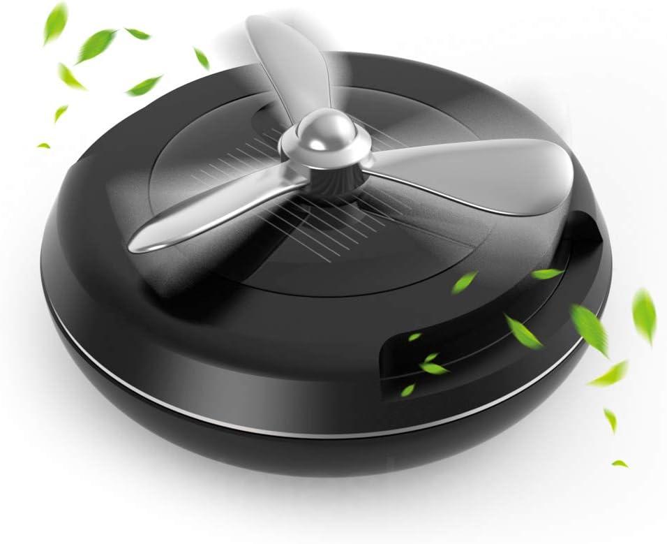 Amazon.es: AlsterPlus Solar Ambientador Aire Coche Solar Rotación ...
