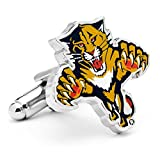 Florida Panthers Cufflinks with New Collectible Gift Box