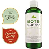 Hair Loss Shampoo For Men And Women DHT Blocker Biotin For Hair Growth And Regrowth Treatment Thicker Fuller Hair Revitalizing Shampoo Improve Circulation Scalp Dandruff Shampoo Sulfate Free