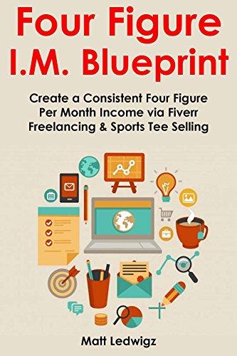 Four Figure Im Blueprint Create A Consistent Four Figure Per Month Income Via Fiverr Freelancing