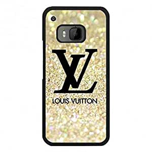 Hard Phone Case Htc One M9,Louis With Vuitton Pattern Luxury Logo Back Cover For Htc One M9