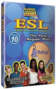 Standard Deviants School ESL Program 10: The Past - Regular Past