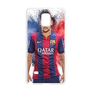 Samsung Galaxy Note 4 Phone Case White Neymar SF8609533