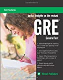 Verbal Insights on the Revised GRE General Test, Vibrant Publishers, 1461152755