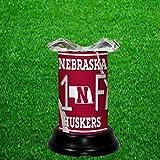 NEBRASKA CORNHUSKERS NCAA TART WARMER - FRAGRANCE LAMP - BY TAGZ SPORTS