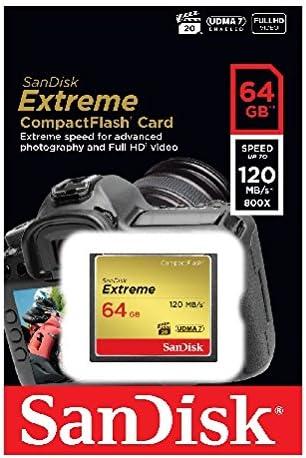 Sandisk Extreme Compactflash Cf Speicherkarte Computer Zubehör
