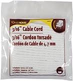 Dritz 44244 Cable Cord, No.150, White