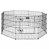 Pet Sentinel Outdoor Pet Pen, Small