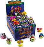 Fraggle Rock Kidrobot Series Blind Box Mini Figure Keychain 1 Full Case of 24 Blind Boxes